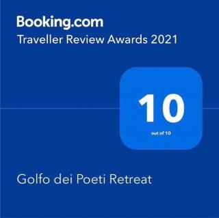 #travellerreviewawards2021  Nell'attesa di potervi nuovamente accogliere ringrazio tutti voi per questo grande risultato ❤️🤩 @bookingcom